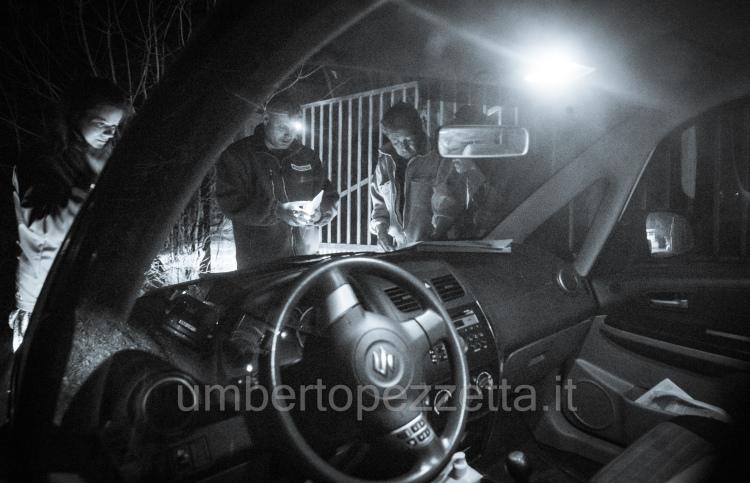 Éjszakai őrjárat, Zalaegerszeg, Hungary