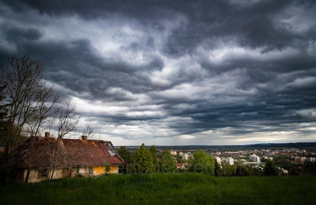 Zalaegerszeg view